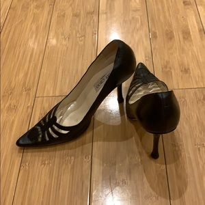 Authentic Jimmy Choo 4 inch heels size 38